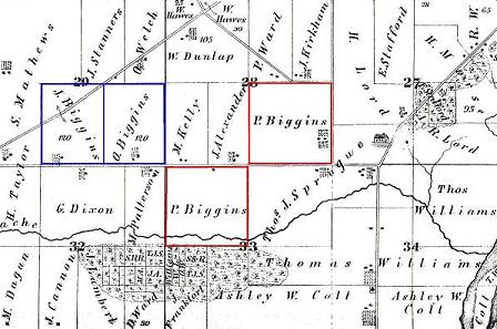 DuPage Township, 1873