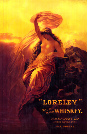 Drueke Loreley poster