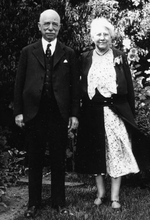 Charles and Rosa Smith Hauser