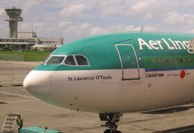 Aer Lingus - St. Laurence O'Toole