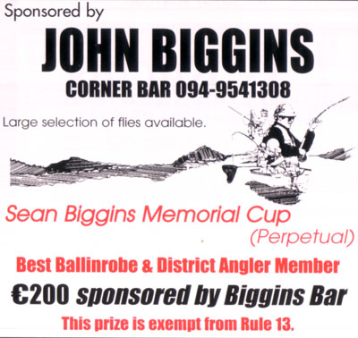 Biggins Bar ad