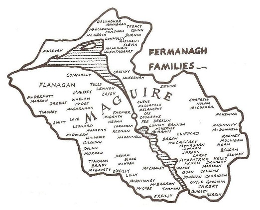 Fermanagh Map