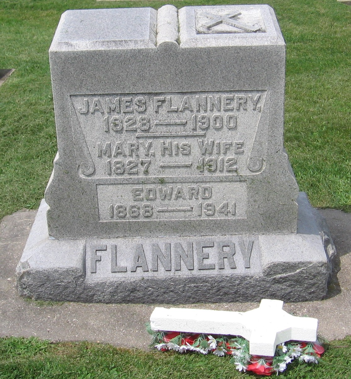Flannery Tombstone