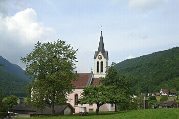 Herbetswil Church