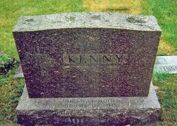 Kenny Tombstone