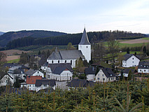 Mari� Himmelfahrt Church, Sch�nholthausen