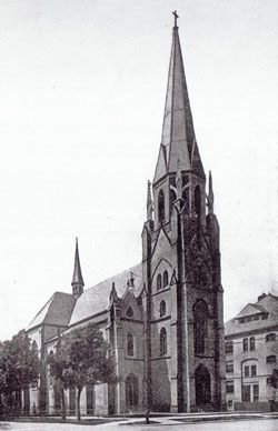 St. Mary's Church, 1907